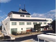 昭和63年9月 中央館竣工